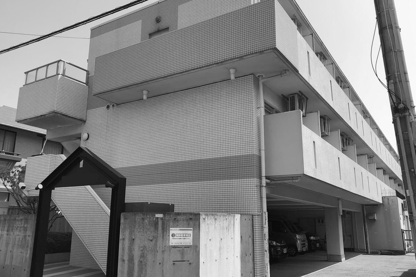 Sマンション大規模改修(計画中) -2